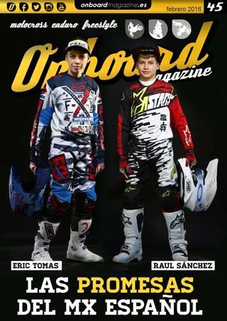 Onboard Magazine 45