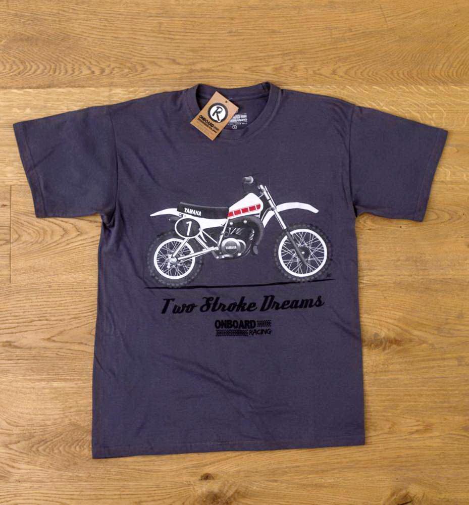 Camiseta Onboard Racing Two Stroke Yamaha