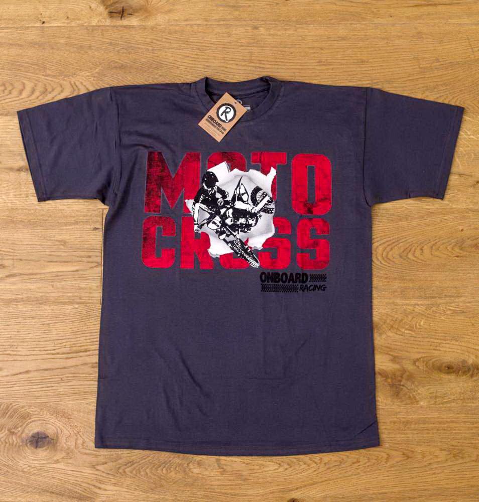 Camiseta Motocross Onboard Racing