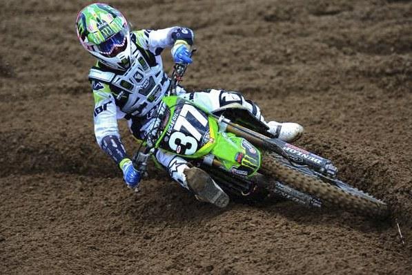 Kawasaki Bud Racing