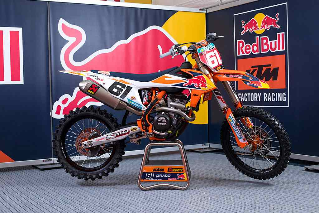 Prueba KTM Mundial MX